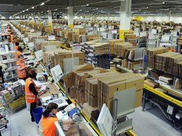 Amazon On Track To Reach Net Zero By 2040