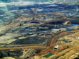 Oil Sand Giants in Canada Announce Net-Zero Goal - Caron Herald
