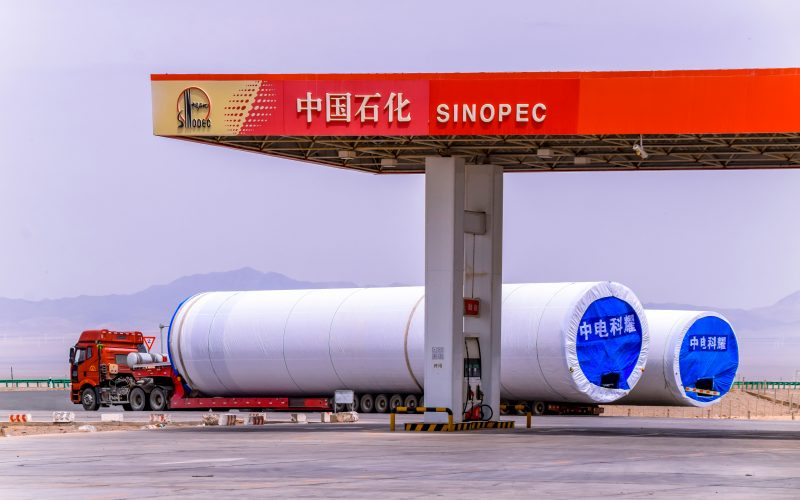 China's Sinopec to Spend $4.6 Billion on Hydrogen Energy - Carbon Herald